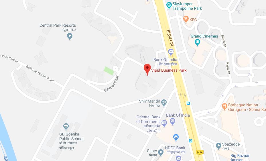 ePayLater Gurgaon location